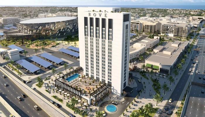 Сетевой отель эконом класса откроется возле Dubai Arena