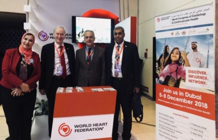 Конференция кардиологов в Дубае 2018
