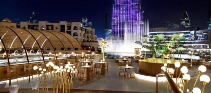 Новый ресторан для гурманов ZETA открылся в Дубае